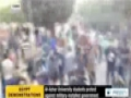 [29 Dec 2013] Al Azhar university students protest against military-installed government - English