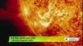 [31 Dec 2013] Sun flips upside down while reversing magnetic poles - English