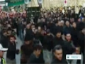 [02 Jan 2014] Iran covered in black for eighth Imam martyrdom anniversary - English