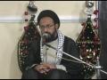 [03] 29 Safar 1435 - Saqafti Yalgaar Aur Unka Hal - H.I Sadiq Taqvi - Incholi - Urdu