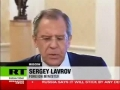 Georgia is a US Project - Russian FM - English