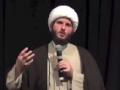 Cancers of Society | Shaykh Hamza Sodagar | English