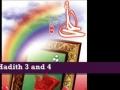 Shia of Ali - 3 and 4 of 40 Ahadith - Arabic Urdu