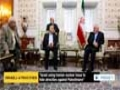 [28 Jan 2014] Zarif says Tehran will not let the Zionists achieve their goals through deception - English