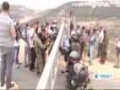 [29 Jan 2014] Palestinians strive to save villages from Israeli separation wall - English