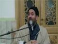 [Feb 2014 ] Different Kinds of Zair   Maulana Syed Jan Ali Kazmi - Qum, Iran - Urdu