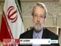 [26 Mar 2014] Larijani: Terrorists in Syria, not Syrian nationals (Part 1) - English