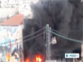 [27 Mar 2014] Clashes continue between Israeli forces, Palestinians at Bethlehem camp - English