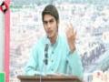 [Seminar : Shaheed Dr. Muhammad Ali wa Shaheed Ustad Sibte Jaffer] Salam : Br. Murtaza - 25 Mar 2014 - Urdu