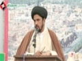 [Seminar : Shaheed Dr. Muhammad Ali wa Shaheed Ustad Sibte Jaffer] Speech : Maulana Nadir Abbas - 25 Mar 2014 - Urdu
