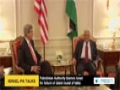 [06 Apr 2014] Palestinian Authority blames israel for failure of latest round of talks - English