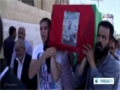 [29 Apr 2014] Bodies of Palestinians return home after 16 yrs - English