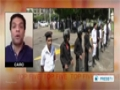 [02 May 2014] Deadly clashes erupt in Egypt Alexandria - English