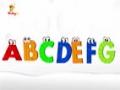 Nursery Rhyme - ABC Song | Alphabet Song - English
