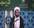 [17] Brotherhood & Friendship - Dr. Shaykh Shomali - 17 Ramadhan 1435 - Farsi And English