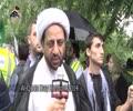 [Al-Quds Day In London 2014] Quds Day Comments by Molana Jafar Ali Najam - Ramadan 1435 - Urdu