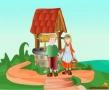 Nursery Rhyme Jack and Jill - English