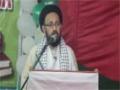 [10 August 2014] قرآنی نگاہ میں خواتین کے کردار کی ذمہ داریاں - H.I Sadiq Taqvi - Ur