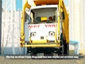 George the Garbage Truck - Real City Heroes (RCH) - English