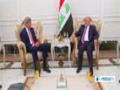 [08 Oct 2014] Baghdad politicians oppose Turkey's military intervention in Iraq - English