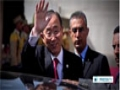 [13 Oct 2014] Ban Ki-moon strongly condemned Israel's settlement expansion - English