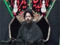 [08] Muharram 1436 2014 - Maulana Nafees Taqvi - Muharram 7 - Urdu