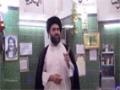 [Spiritual Journey to Iraq] Sun Returned for Imam Ali A.S (Iraq) - H.I Ali Raza Rizvi - June 2014 - Urdu & E