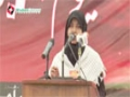 [یوم حسین ع] Salam : Sis Amber - 18 November 2014 - Karachi University - Urdu