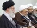 تصاویر از مرحوم آیت اللہ مھدوی کنی درکنار رھبر انقلاب اسلامی - Farsi
