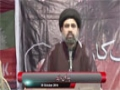 [یوم حسین ع] Speech : H.I Ahmed Iqbal - 30 November 2014 - Urdu University - Urdu