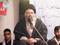 [02] Majalis Shahadat-e-Imam Hassan (as) - 1433 -  Ustad Syed Jawad Naqavi -  Urdu