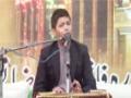 [Seminar : Yume Mustafa (S.A.W)] Naat : Br. Wajahat - Masjid o Imam bargah Alay Aaba - Urdu