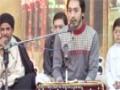 [Seminar : Yume Mustafa (S.A.W)] Naat : Br. Abuzar zaidi - Masjid o Imam bargah Alay Aaba - Urdu