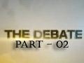 [10 Feb 2015] The Debate - Controversial Invitation (P.2) - English