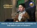 Iranian Child - Remembrance of Fatima Zahra SA - Persian sub English