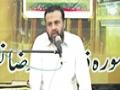 [سیمینار : شہید محمد علی نقوی، شیہد سبطِ جعفر] Speech : Br. Naqi Hashmi - Urdu