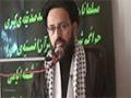 02 [Majlis] Seerate Fatimya Aur Hamari Zimedariyaan - H.I Sadiq taqvi - Islamabad - Urdu