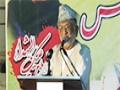 [شہداٰ امامیہ کانفرنس] Speech : Br. Abbas Kumaili - 09 May 2015 - Urdu