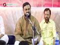 [جشنِ ولادت امام حسینؑ] Manqabat : Br. Qamar Hasnain - IRC, Karachi - Urdu