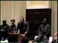 New Black Panther Party vs the Axis of Evil -Imam Muhammad Asi- 03-22-2002 Part 1 of 9-English