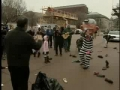 17th Dec 08 White House Shoe Protest - Muntazi Zaidi - Funny Clips - English