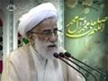 [14 August 2015] Tehran Friday Prayers | آیت اللہ جنتی - Urdu