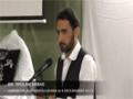 [Jashan-e-Eid-e-Ghadeer 2015] Manqabat : Br. Ghullam Abbas - Urdu