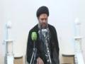 [08] Insaani Manawiyat Aur Inqelab E Hussaini - H.I Aqeel ul Gharavi - Muharram1437/2015 - Urdu