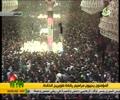 ركضة طويريج .. Live from Karbala - Ashura day 2015 - Arabic