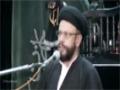 [06] Islamophobia - H.I Zaki Baqri - Muharram 1436 - Hussainia Iranian, Karachi - Urdu