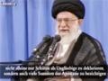 Imam Khamenei - Takfiritische Gruppen bei Sunniten Fitnastifter bei Schiiten - Farsi sub German