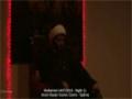 [Night of Ashura] Hal min naasirin yansurni - Sheikh Hamza Sodagar - Muharram 1437/2015 - English