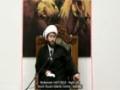 [Day of Ashura] Hal min naasirin yansurni - Sheikh Hamza Sodagar - Muharram 1437/2015 - English