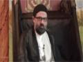 [08 Majlis] lessons learnt from karbala - Maulana Syed Hassan Mujtaba - Safar 1437/2015 - English